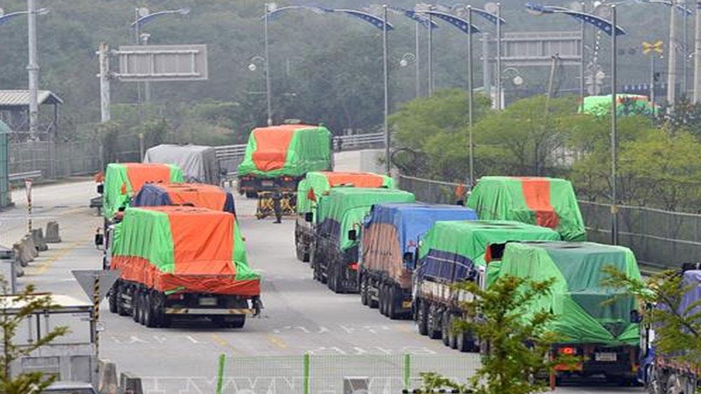 Triều Tiên từ chối nhận 50.000 tấn gạo viện trợ của Hàn Quốc